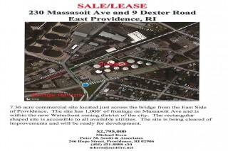 Massasoit Ave. & 9 Dexter Rd.
